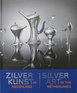 Boek Zilverkunst in Nederland