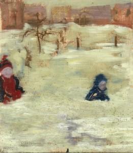 Klein-sneeuw